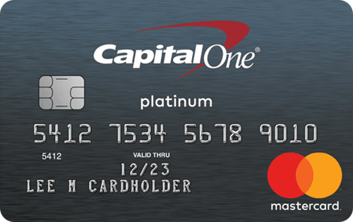 Capital One Secured Card review