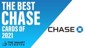 Best Chase Cards of 2021