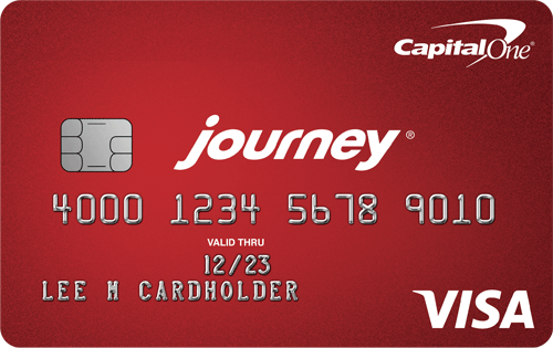 Capital One Journey Student Card Review