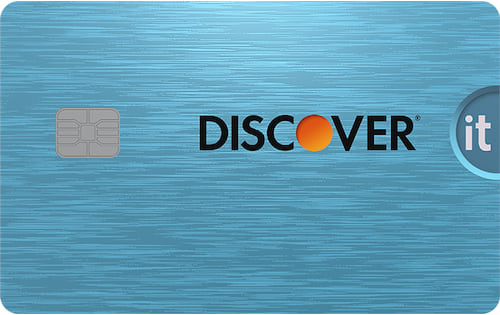 Discover It Student Cash Back Card Review