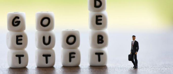 How to Get Out of Debt By Developing Healthier Money Habits